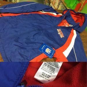 Boys size 12/14 Giants jacket NWT